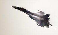 Upside-Down Russian Jet Buzzes US Navy Plane Over Mediterranean