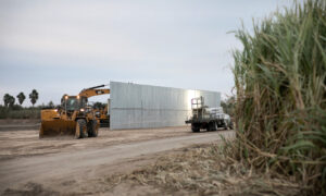 Biden's DHS to Cancel Texas Sector's Border Wall Contracts
