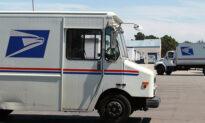 CCP Virus Doesn't Stop Postal Service; Customers Thankful