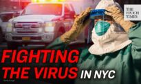 Healthcare Workers Sacrifice Comfort and Safety to Battle the Pandemic in New York City