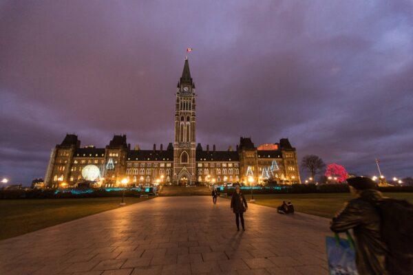 CANADA-GOVERNMENT-PARLIAMENT
