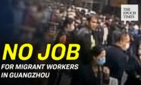 Migrant Worker Warns Wuhan Residents No Jobs