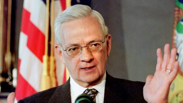 US Treasury Secretary Paul O'Neill