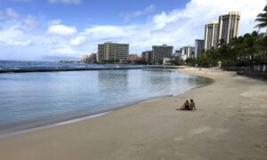 Hawaii Closes Beaches, Imposes Stricter Social Distancing Requirements