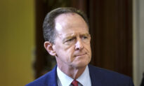 Toomey Censured by Pennsylvania County GOP Over Vote to Proceed With Impeachment