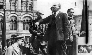 Human Wreckage: Pondering Lenin's Legacy on 150th Anniversary of His Birth