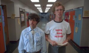 Popcorn and Inspiration: 'Napoleon Dynamite': A Bully-Proof Nerd of Great Coolness