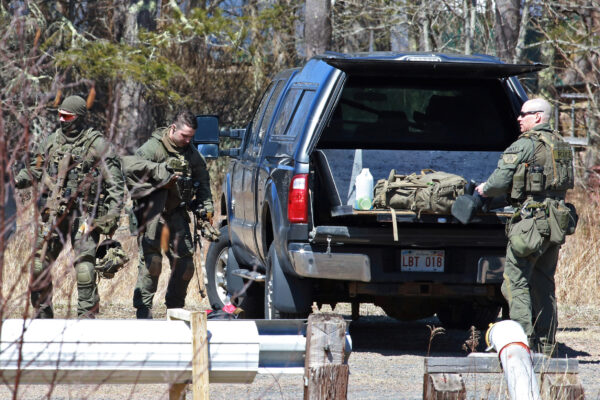 RCMP debrief after search for Wortman in Great Village
