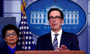 Senators Urge Secretary Mnuchin to Prevent the Chinese Regime's Predatory Business Practices