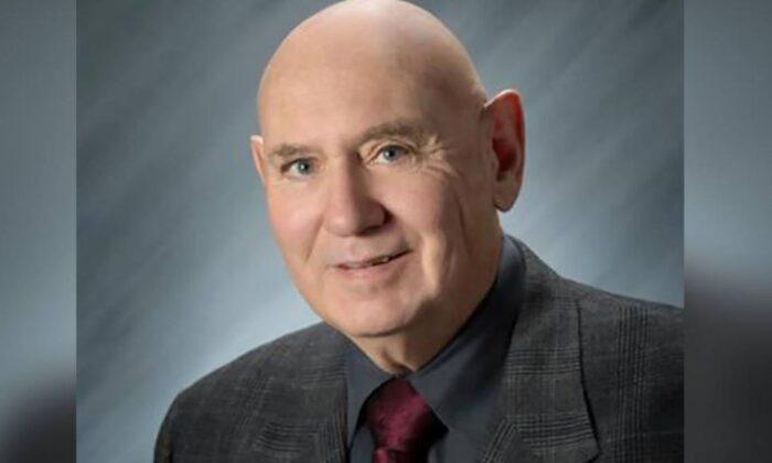 Dr. Bill Kirby, mayor of Auburn, California (Auburn, California city website)