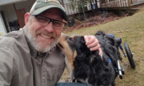 Man Goes on a Mission to Give Injured Animals a Second Chance at Life With Wheelchairs