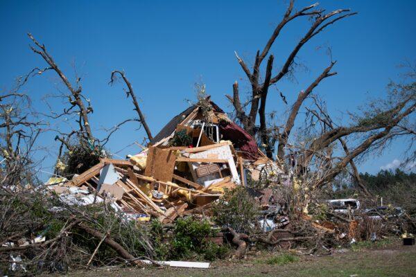 Tornado South Carolina