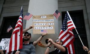 Anti-Lockdown Protests Spread Across America