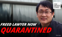 Released Lawyer Kept in Isolation in the Name of Quarantine