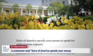 White House Criticizes 'Voice of America'