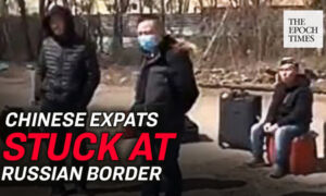 Expatriated Chinese Can't Enter China, Left To Wander At Russia-China Border
