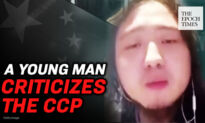 A Young Man Condemns the CCP's Inaction During the Pandemic