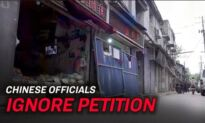 Chinese Authorities Ignore Petition by Wuhan Business Owners