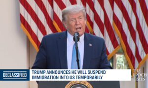 President Trump Plans to Suspend Immigration Into US