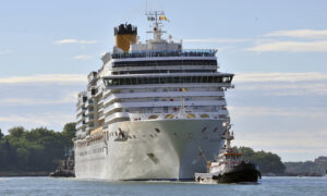 Last Ship Belonging to a Major Cruise Line Finally Reaches Port