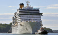 'A Stroke of Luck' to Be on Global Cruise During Pandemic