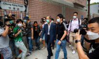 Australians Support Arrested Hong Kong Pro-Democracy Activists