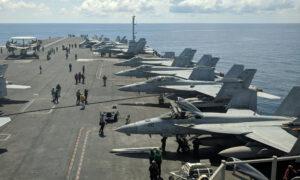 Two US Warships in South China Sea Amid China-Malaysia Standoff