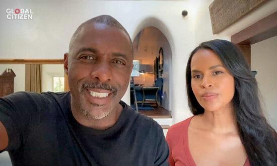 Actor Idris Elba Launches UN CCP Virus Fund for Poor Farmers