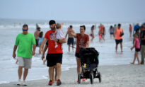Jacksonville Had Less Than 20 Virus Cases per Day Before Reopening Beaches: Birx