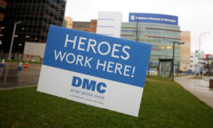 Fired Nurse Files Lawsuit Against Detroit Medical Center