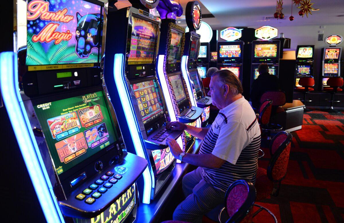 Poker Machines In Australia