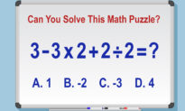 Homeschooling Math Challenge: Solve This Tricky Multiple-Choice Problem–Test Your Kids … and Yourself!
