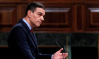 Tantrums Over? Spain to Let Children Out, Aims for May Lockdown Ease