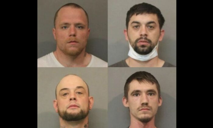 Paul David Blankenship, Phillip David Guzman,