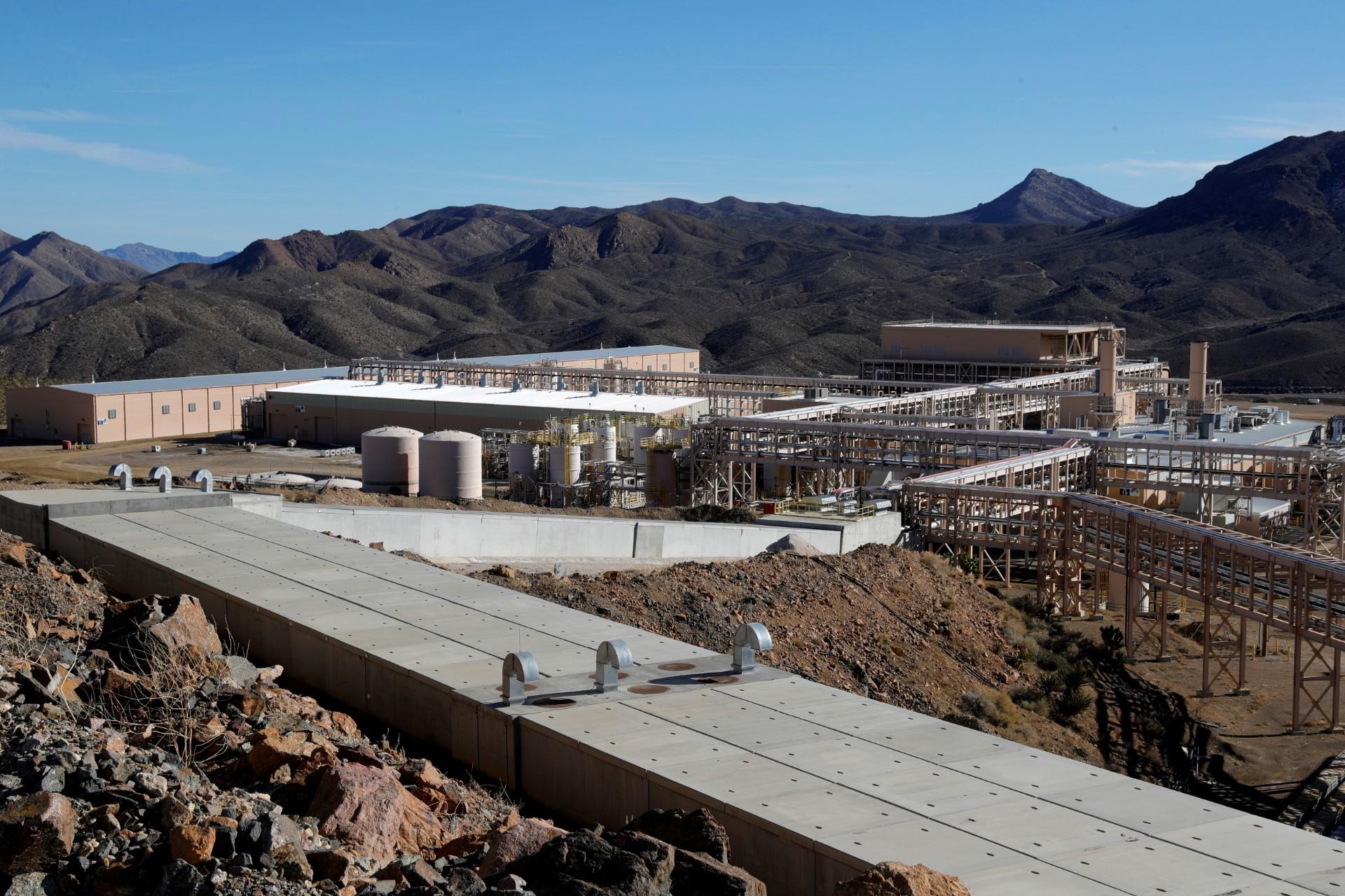 mining facilities