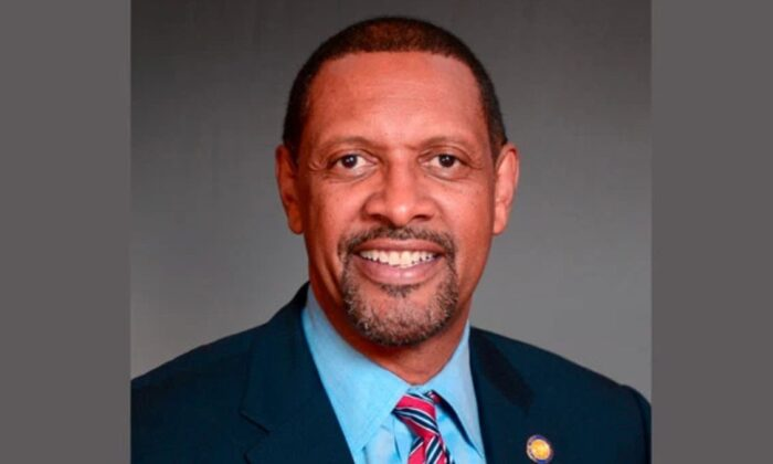 Georgia Rep. Vernon Jones. (Georgia House of Representatives)