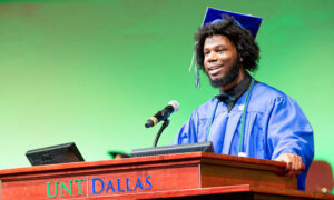 College Student Became Homeless but Graduates With Psychology Degree Thanks to Caring Councilor