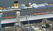 Italian Cruise Ship in Japan Has 48 CCP Virus Cases
