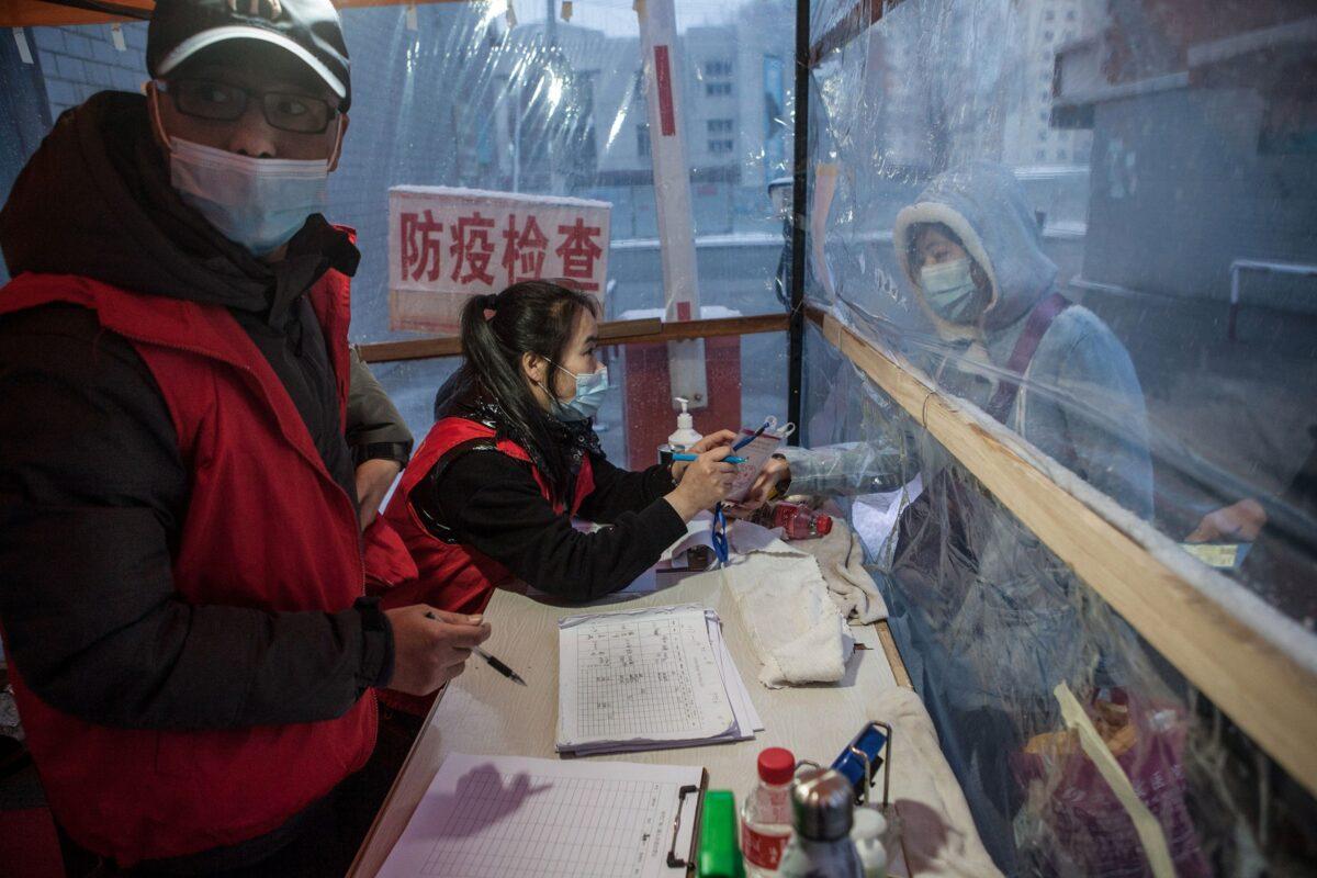 China reports 12 new coronavirus cases, no new deaths