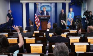 White House Briefing Places Spotlight on Pro-Beijing Broadcaster Phoenix TV, and Its Dangerous Propaganda