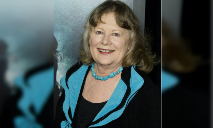 """Actress Shirley Knight at the """"Abraham Lincoln: Vampire Hunter"""" premiere in New York,on June 18, 2012. (Charles Sykes/Invision/AP, File)"""
