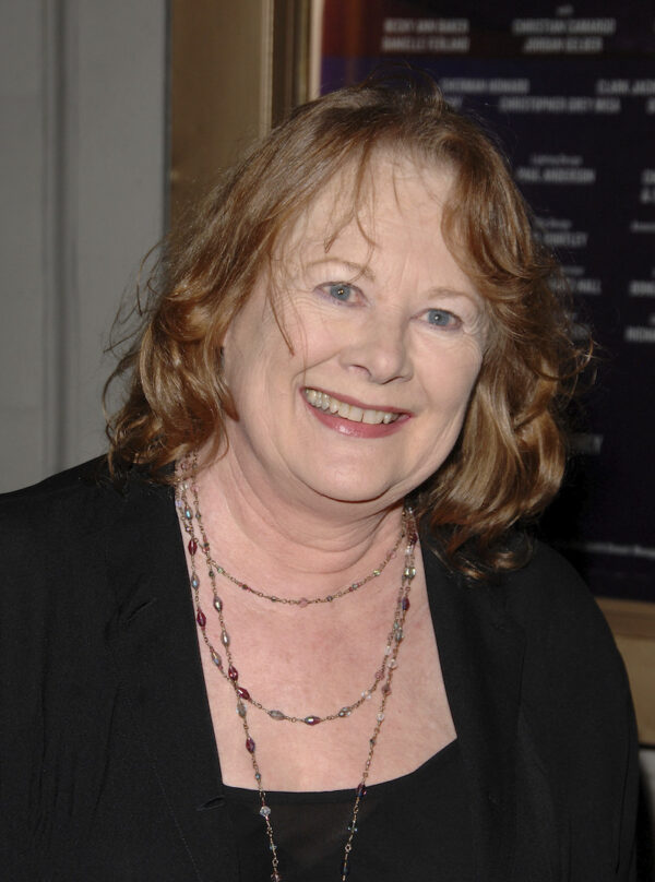 """Actress Shirley Knight at the opening night play of """"All My Sons"""""""