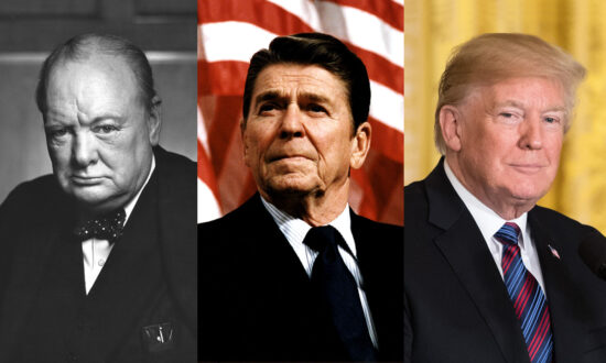 Churchill, Reagan, and Trump, and the Perception of Evil