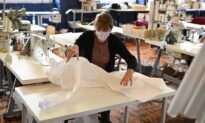 Family Textile Business Now Makes Medical Gowns to Survive