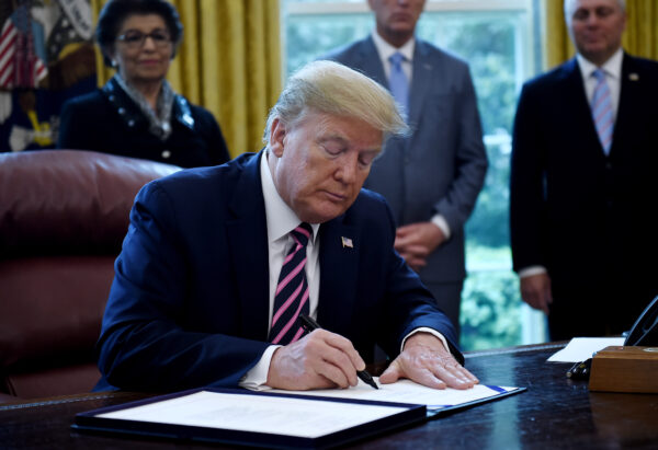Trump signs bill