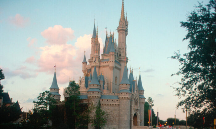 Cinderella Castle, Magic Kingdom, Walt Disney World Resort. (Disney)