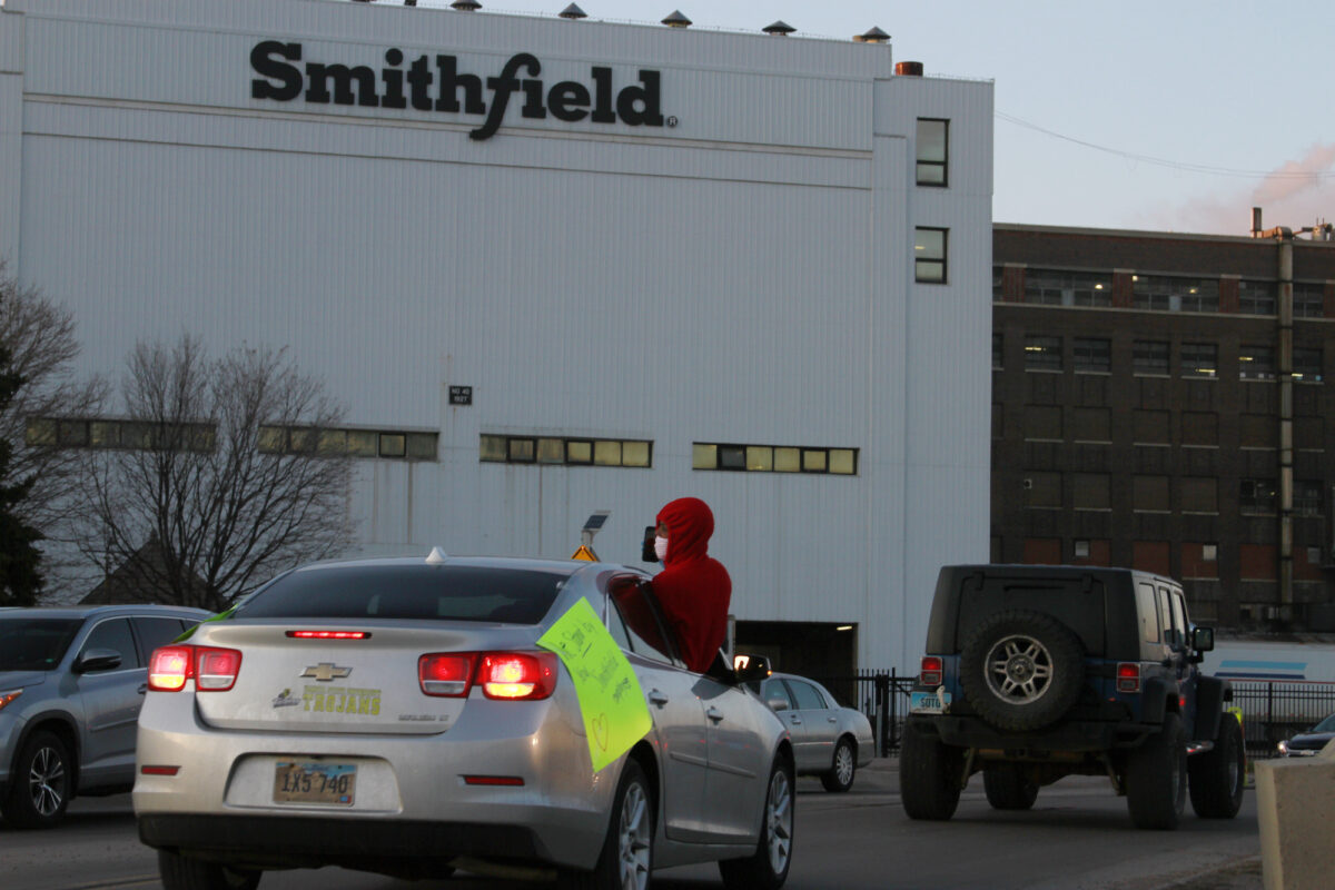 Smithfield sued over working conditions at Missouri plant
