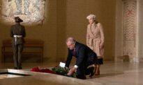 Australian PM Pays Tribute on Anzac Day