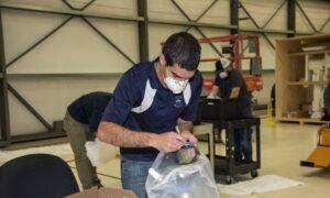 NASA Develops Ventilator, Helmet for COVID-19 Patients
