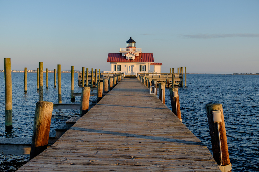 roanoke marsh lighthouse